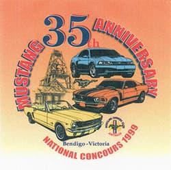 1999 Mustang Nationals