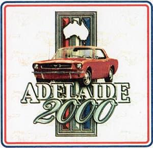 2000 Mustang Nationals