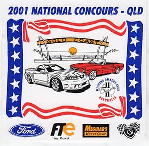 2001 Mustang Nationals