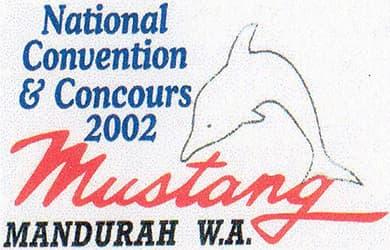 2002 Mustang Nationals