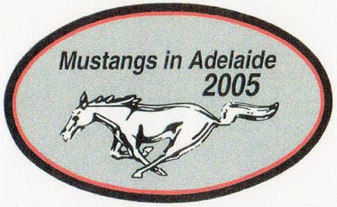 2005 Mustang Nationals