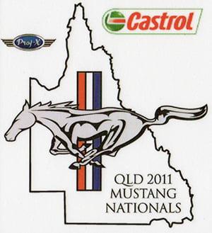 2011 Mustang Nationals