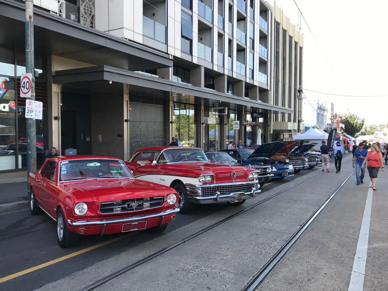 Mustang Owners Club Australia